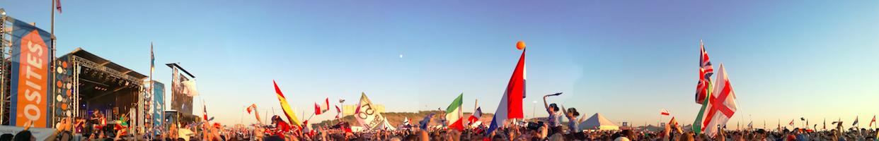 Segui il Contingente Italiano al Roverway